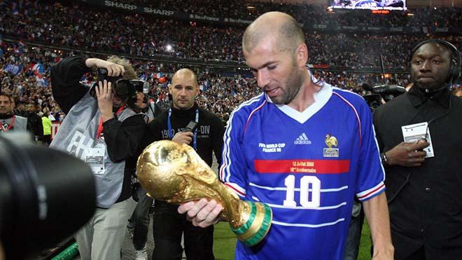 Pogba & con đường Zidane: Vô địch World Cup 2018, đến Real lập đại nghiệp - 2