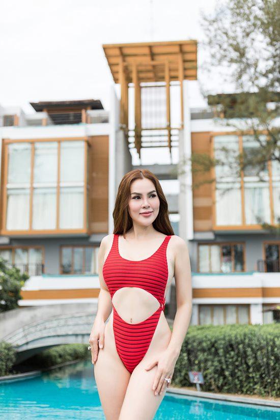 Hoa hậu quý bà Phương Lê tiết lộ bí quyết giữ dáng vóc nuột nà trên Vogue Thái - 6