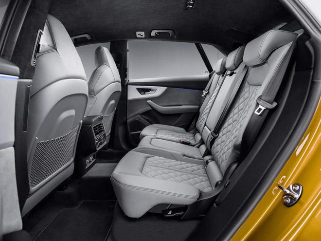 SUV thể thao Audi Q8 hoàn toàn mới chính thức ra mắt: Siêu SUV đến từ tương lai - 6