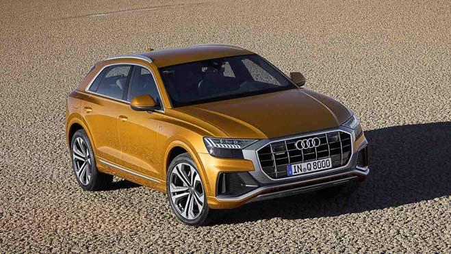 SUV thể thao Audi Q8 hoàn toàn mới chính thức ra mắt: Siêu SUV đến từ tương lai - 9