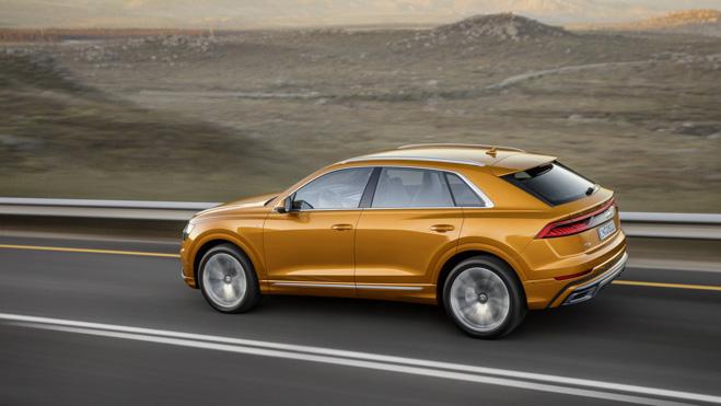 SUV thể thao Audi Q8 hoàn toàn mới chính thức ra mắt: Siêu SUV đến từ tương lai - 10