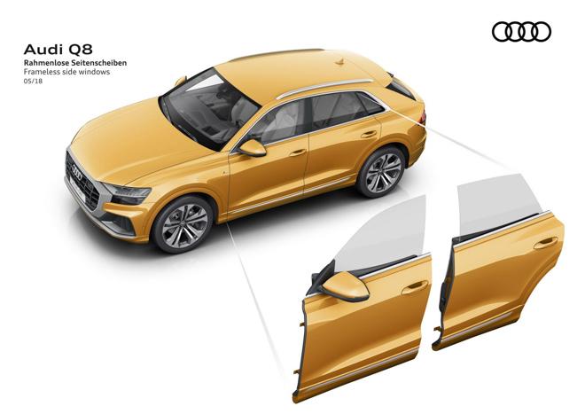 SUV thể thao Audi Q8 hoàn toàn mới chính thức ra mắt: Siêu SUV đến từ tương lai - 13
