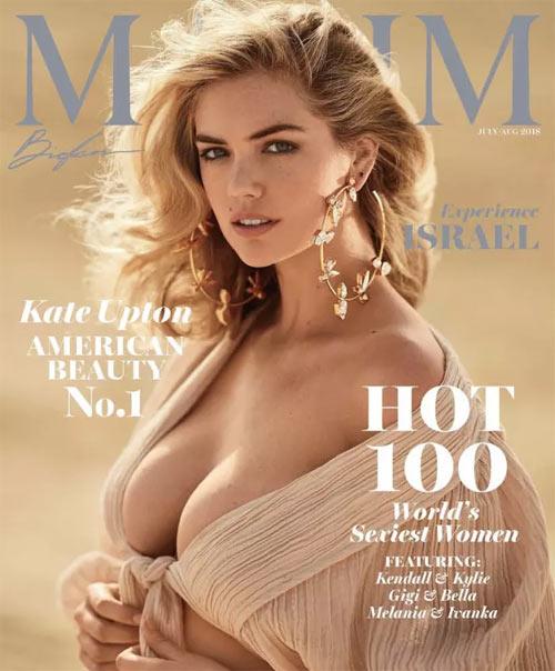 """Lộ diện """"Người phụ nữ sexy nhất thế giới 2018"""" - 1"""