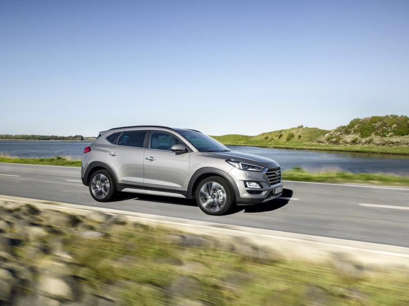 Hyundai Tucson 2019 đã có phiên bản máy dầu mạnh mẽ và tiết kiệm - 5