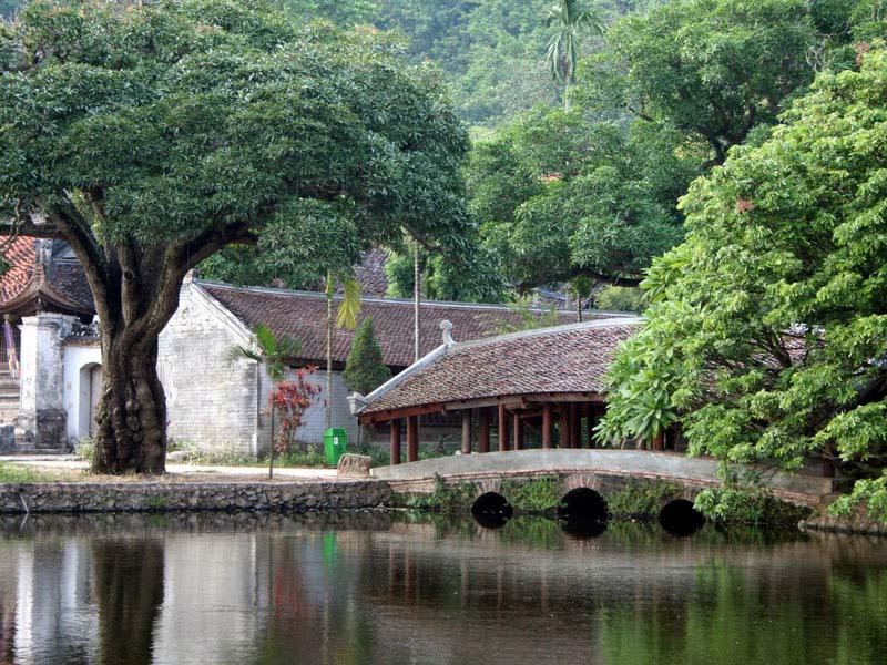 Chùa Thầy – địa điểm dã ngoại tuyệt vời ngay gần trung tâm Hà Nội - 2