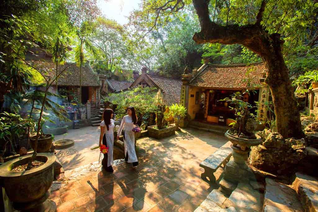 Chùa Thầy – địa điểm dã ngoại tuyệt vời ngay gần trung tâm Hà Nội - 3