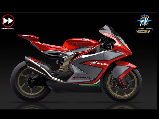 MV Agusta sẽ trở lại giải đua MotoGP trong năm 2019