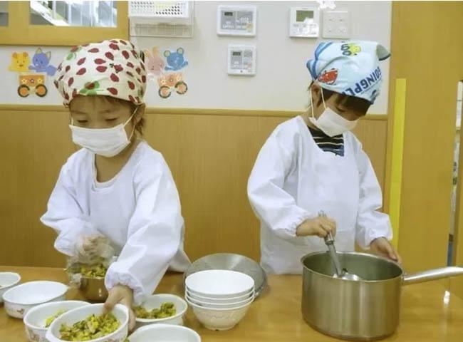 Điều khác biệt trong cách giáo dục của trẻ mầm non ở Nhật Bản - 5