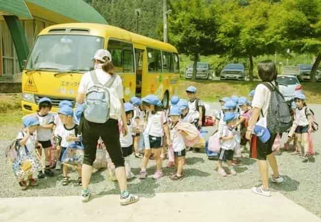 Điều khác biệt trong cách giáo dục của trẻ mầm non ở Nhật Bản - 7