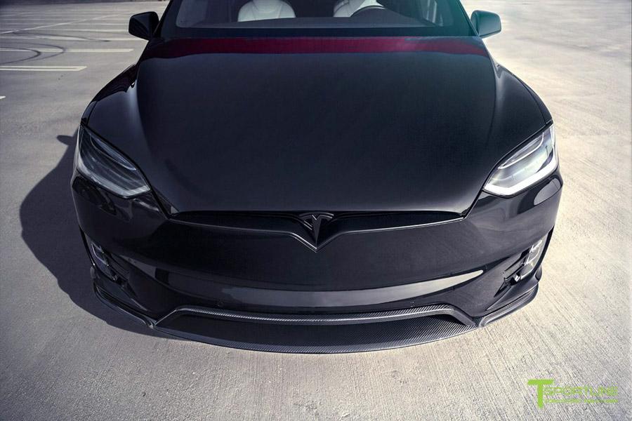 Tesla Model X độ bởi T Sportline: Ai bảo xe điện không thể độ? - 7