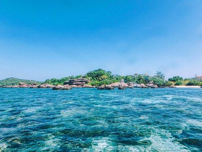 """Điểm danh 7 hòn đảo như chốn """"thiên đường"""" ở Kiên Giang - 16"""