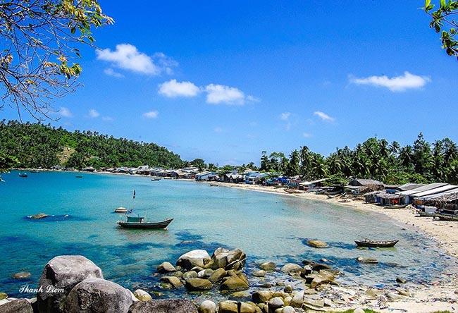 """Điểm danh 7 hòn đảo như chốn """"thiên đường"""" ở Kiên Giang - 7"""