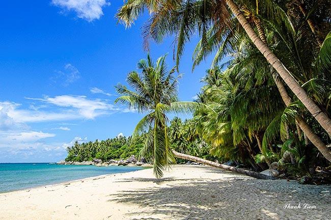 """Điểm danh 7 hòn đảo như chốn """"thiên đường"""" ở Kiên Giang - 8"""