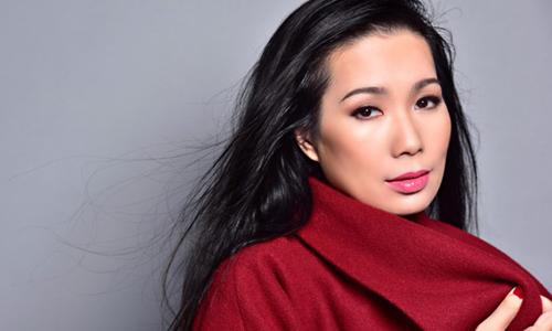 Á hậu Trịnh Kim Chi: Giờ hoa hậu như một nghề mà lại là nghề hái ra tiền - 5