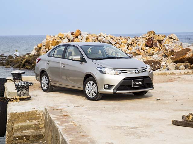 Toyota công bố doanh số bán xe tháng 5/2018: Xe lắp ráp tăng 45%