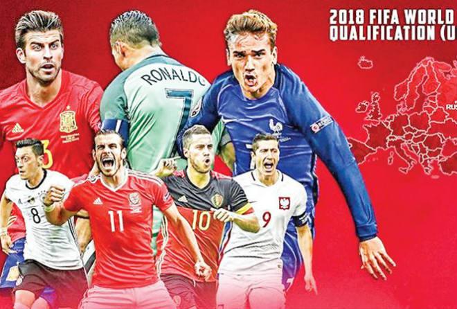 World Cup, cỗ máy kiếm tiền khổng lồ - 1