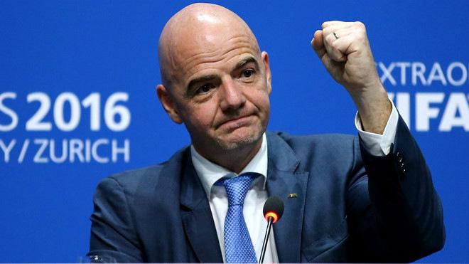 World Cup tăng lên 48 đội: Chủ tịch FIFA ra tuyên bố, thế giới ngỡ ngàng - 1
