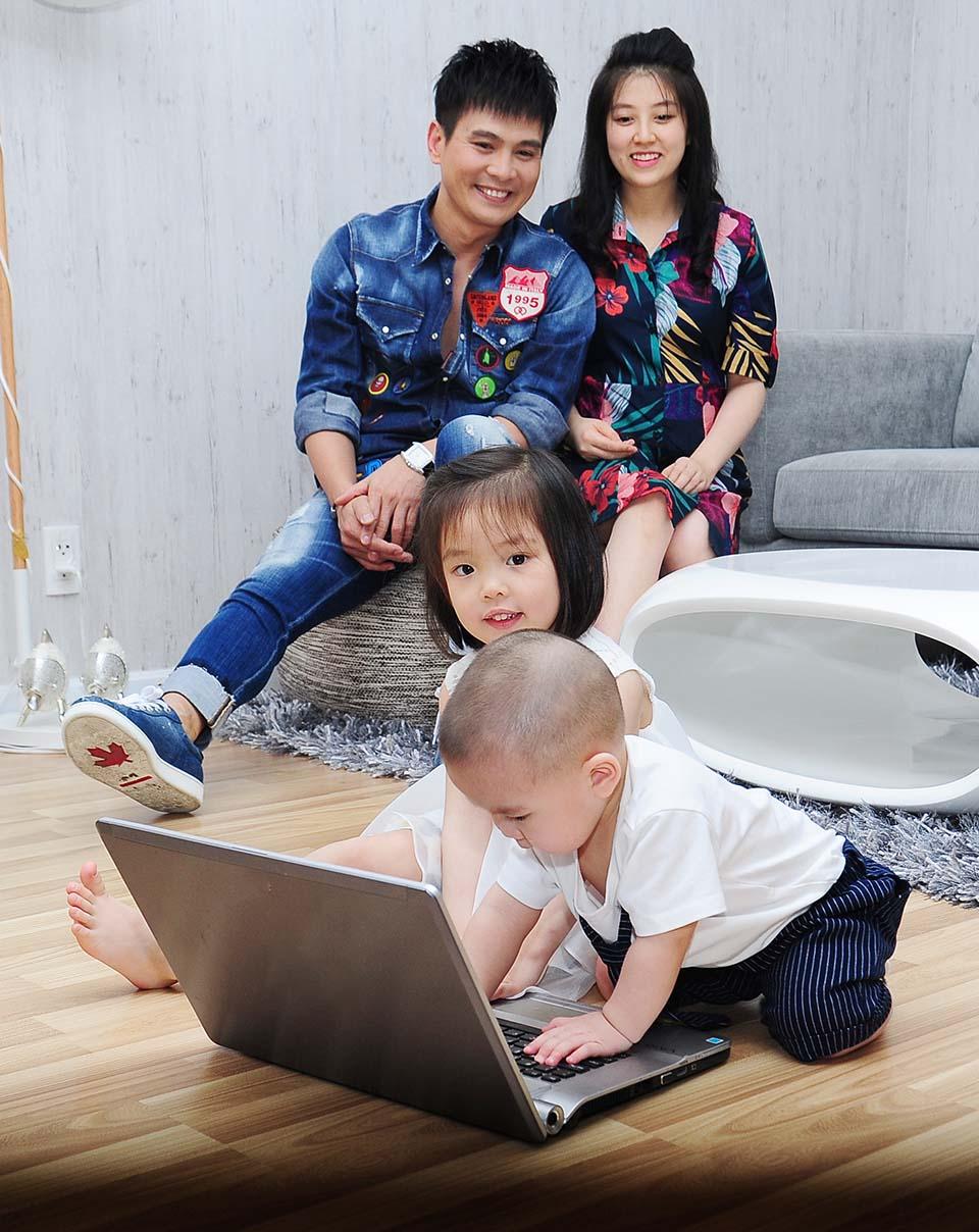 Lâm Hùng tậu căn hộ 4 tỷ, tặng vợ xinh đẹp từ Đà Lạt vào Sài Gòn sống - 11