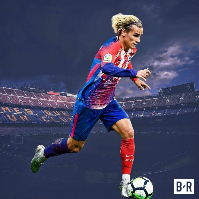 Barca - Griezmann 100 triệu euro: Messi ủng hộ, chốt tương lai chiều nay - 1