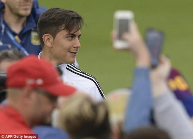 "World Cup 2018: Argentina ""gây bão"", tam tấu Messi – Aguero – Higuain tươi rói - 7"