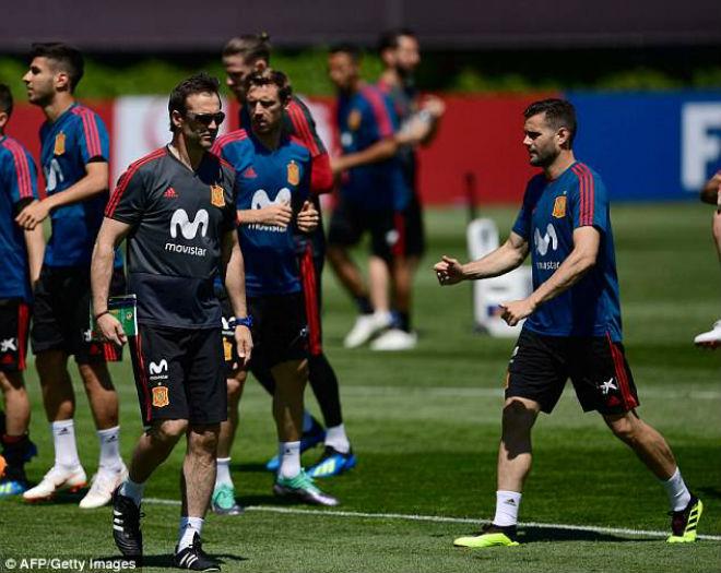 Real chọn Lopetegui: Ramos & phe Tây Ban Nha lên đời, Ronaldo khó sống - 1