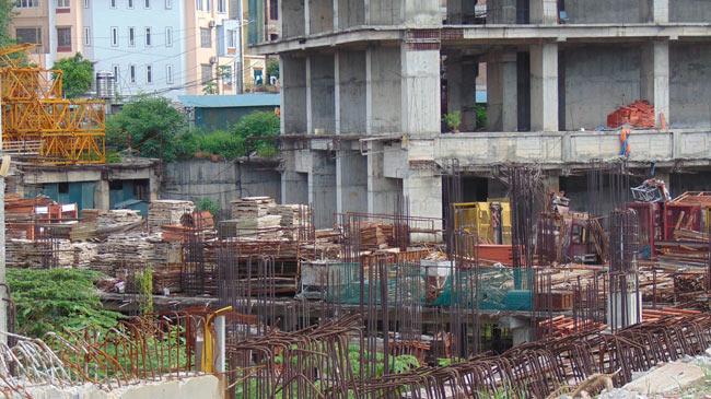 """Cận cảnh hoang tàn của """"thành phố trong mơ"""" giữa lòng Thủ đô - 6"""