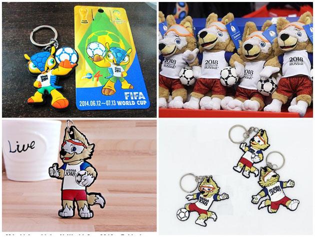 """Những dịch vụ """"hốt bạc"""" nhờ World Cup 2018 - 1"""