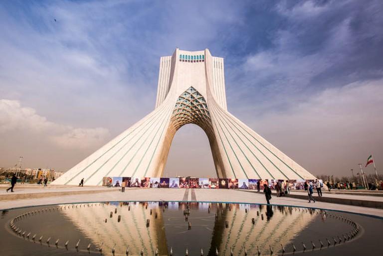 Kiến trúc đẹp ngỡ ngàng của Iran - một đối thủ đáng gờm trong trận cầu World Cup đêm nay - 1