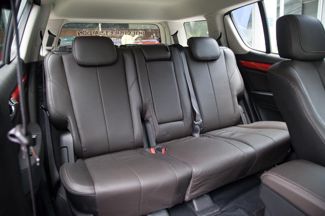 Ngắm nội thất chiếc SUV 7 chỗ bán chạy nhất Việt Nam tháng 5/2018 - 13