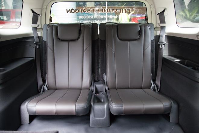 Ngắm nội thất chiếc SUV 7 chỗ bán chạy nhất Việt Nam tháng 5/2018 - 14