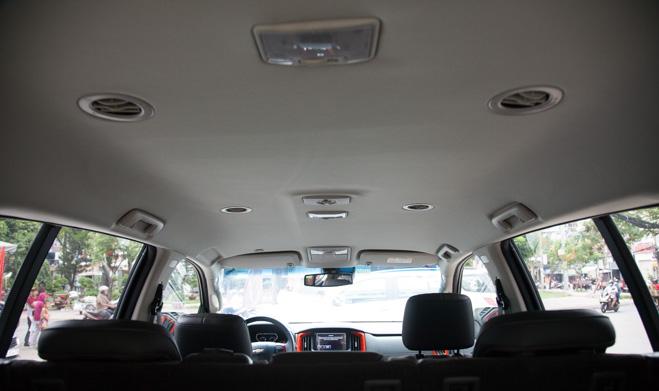 Ngắm nội thất chiếc SUV 7 chỗ bán chạy nhất Việt Nam tháng 5/2018 - 15