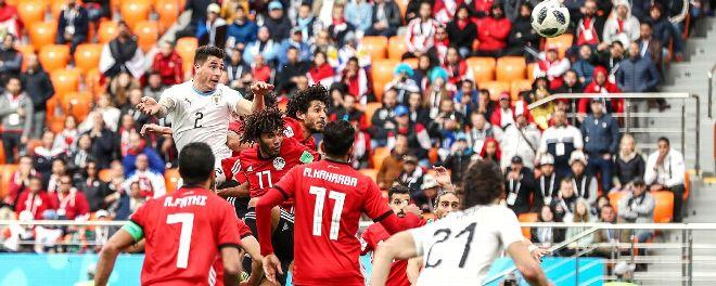 Ai Cập – Uruguay: Siêu sao bất ngờ, rực sáng phút 89 - 2