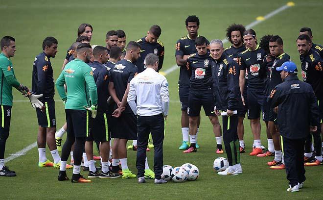 """Brazil lộ đội hình: """"Ông trùm"""" Neymar nổi điên, truy tìm """"gián điệp nằm vùng"""" - 3"""