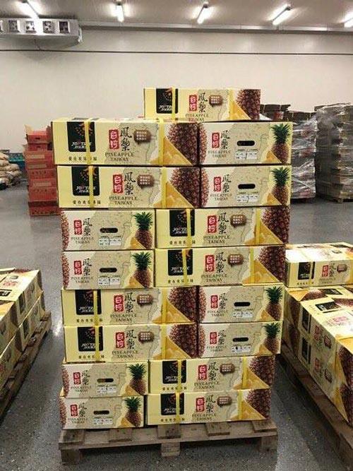 Dứa nhập khẩu 300.000 một trái, dứa nội 3.000 đồng một kg - 5