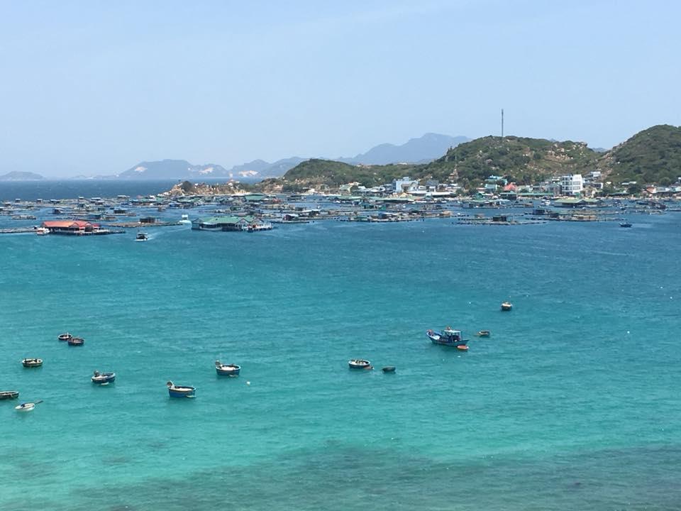 Tận hưởng mùa hè thiên đường trên đảo Bình Hưng - 7