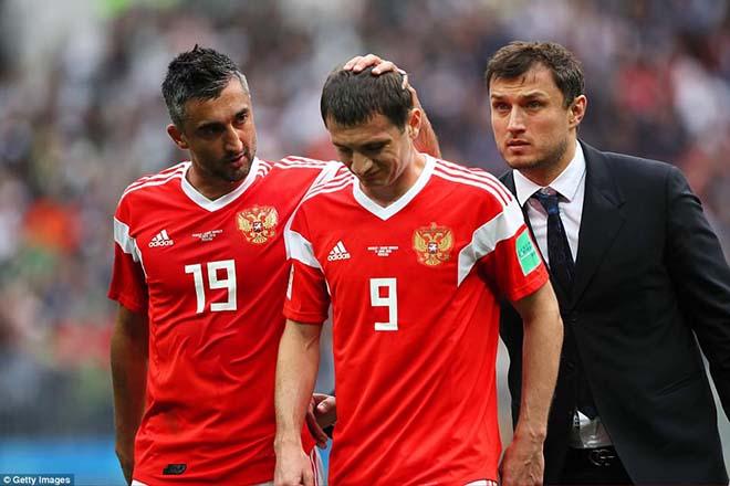"""Đại chiến World Cup 2018 Nga - Saudi Arabia: """"Soái ca"""" thăng hoa, """"50 sắc thái"""" khai hỏa - 4"""