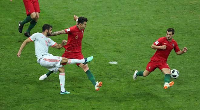 Bồ Đào Nha - Tây Ban Nha: Hat-trick siêu sao, kinh điển 6 bàn nghẹt thở (World Cup 2018) - 2