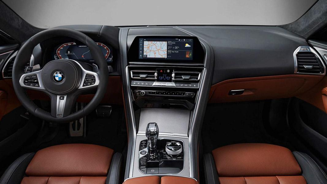 BMW 8 Series Coupe 2019 chính thức ra mắt: Động cơ mạnh mẽ và đẹp sắc sảo - 6