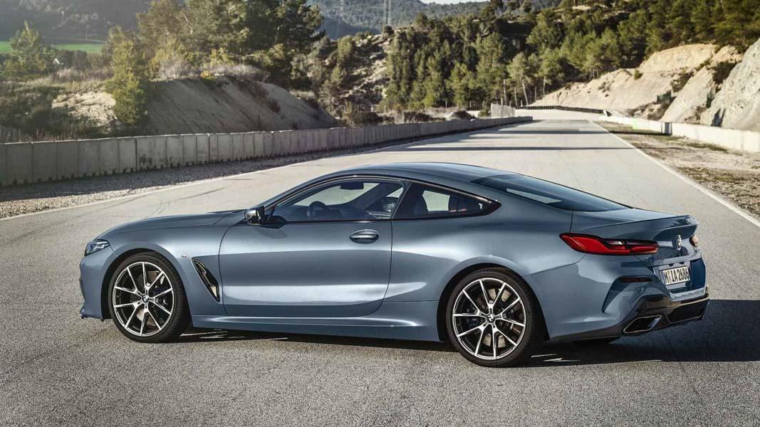 BMW 8 Series Coupe 2019 chính thức ra mắt: Động cơ mạnh mẽ và đẹp sắc sảo - 10
