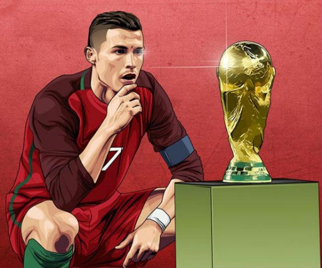 """Ronaldo hat-trick thần thánh: """"Vấp cỏ"""", """"ăn may"""" cũng thành nghệ thuật - 2"""