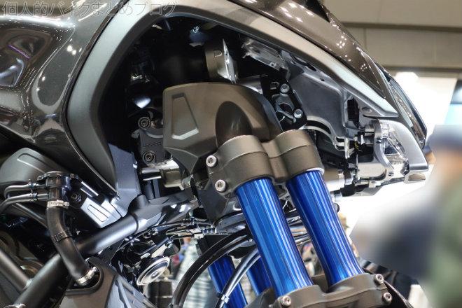Lịch lên kệ môtô khủng Yamaha NIKEN tại loạt thị trường - 7