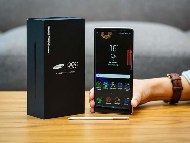Những smartphone vinh hạnh được sử dụng chính thực tại các kỳ World Cup - Olympic - 3