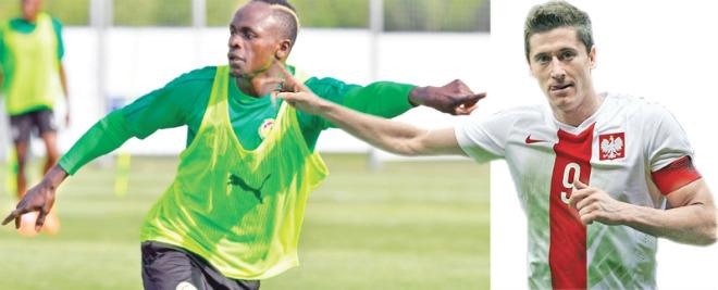 """World Cup Ba Lan – Senegal: """"Đại bàng trắng"""" sải cánh, Lewandowski đọ tài Mane - 2"""