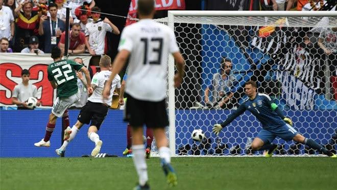 """""""Ông trùm"""" Đức nguy cơ bị loại sớm World Cup: 3 """"quả tạ"""" báo hại nhà Vua - 1"""