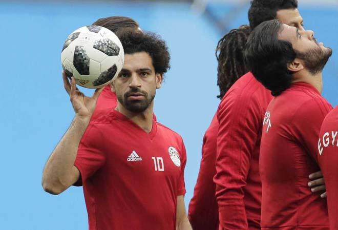 Trực tiếp tin nóng World Cup 19/6: Salah sẵn sàng gieo sầu chủ nhà Nga - 1