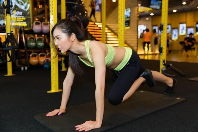 Chi tiết bài tập để có thân hình búp bê của cô gái An Giang gây sốt ở The Face - 14