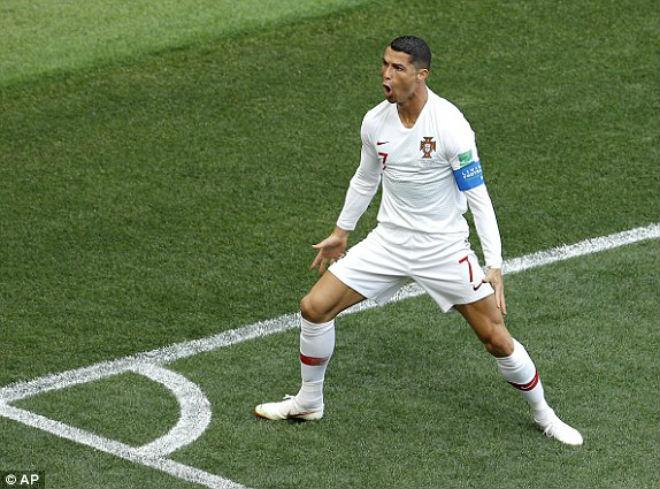 """Ronaldo lại rực sáng World Cup 2018, thành """"Vua săn bàn"""" số 1 châu Âu - 3"""