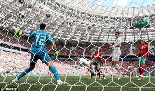 """Ronaldo lại rực sáng World Cup 2018, thành """"Vua săn bàn"""" số 1 châu Âu - 2"""