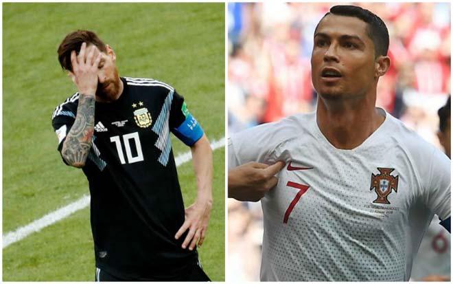 """""""Vua"""" Ronaldo công thủ toàn năng: Gọi 4 cuộc, Messi không nhấc máy? - 2"""