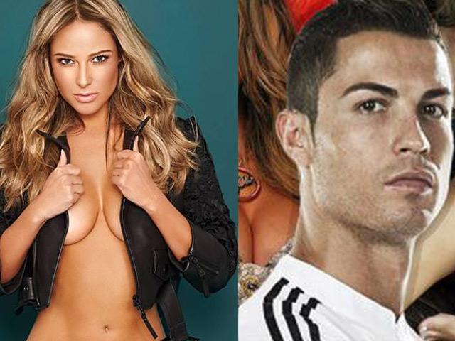 Nữ phóng viên gợi tình nhất World Cup từ chối cả siêu sao Ronaldo